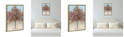 "iCanvas Confetti Tree by Sally Swatland Gallery-Wrapped Canvas Print - 26"" x 18"" x 0.75"""