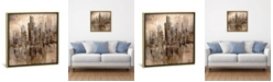 """iCanvas The Colony by Osnat Tzadok Gallery-Wrapped Canvas Print - 18"""" x 18"""" x 0.75"""""""