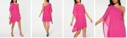 Thalia Sodi Asymmetrical Off-The-Shoulder Dress, Created for Macy's