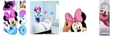 York Wallcoverings Minnie Mouse Peel and Stick Giant Wall Decal