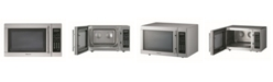 Intel Magic Chef 1.3 Cubic Feet 1000W Countertop Microwave Oven