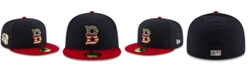 New Era Boston Red Sox Stars and Stripes 59FIFTY Cap