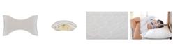 Sleep & Beyond Mydual, Natural, Adjustable and Washable Side Wool Pillow, Standard