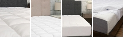 eLuxury Plush California King Mattress Cover with Deep Fitted Skirt