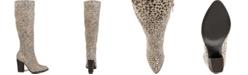 Journee Collection Women's Kyllie Regular Calf Boots