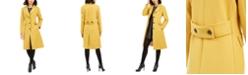 kate spade new york Single-Breasted Walker Coat