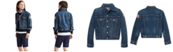 Polo Ralph Lauren Big Boys Denim Cotton Trucker Jacket