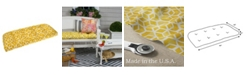 EF Home Decor EF Home Decor Indoor/Outdoor Reversible Wicker Loveseat Cushion, Inbox