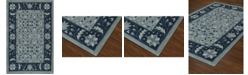 D Style CLOSEOUT! Torrey Tor1 Sky 9' X 13' Area Rugs