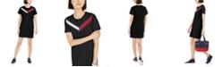 Tommy Hilfiger  Striped T-Shirt Dress