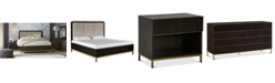 Furniture Hotel Collection Derwick Bedroom, 3-Pc. Set (California King Bed, Nightstand & Dresser), Created for Macy's