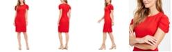 Vince Camuto Cap-Sleeve Sheath Dress