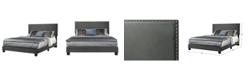 Belle Isle Furniture Royale Upholstered Bed, Full