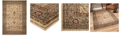 "Palmetto Living Aria Ansley Mandalay 6'5"" x 9'6"" Area Rug"
