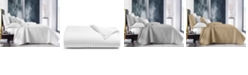 Hotel Collection Basic Grid Twin Coverlet, Created for Macy's