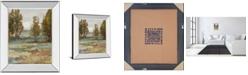 "Classy Art Prairie Grove I by Paul Duncan Mirror Framed Print Wall Art, 22"" x 26"""