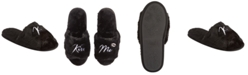 Jenni Women's Faux-Fur Kiss Me Slippers, Created For Macy's