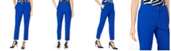 Calvin Klein Petite Straight-Leg Dress Pants