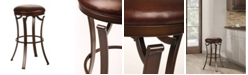 Hillsdale Kelford Backless Swivel Counter Height Stool