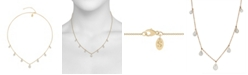 Serena Williams Jewelry Diamond (7/8 ct. t.w.) Drop Necklace in 14K Yellow Gold