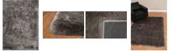"Asbury Looms Bliss Mira 2300 00114 58 Gray 5'3"" x 7'2"" Area Rug"