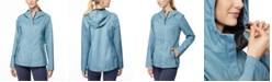 32 Degrees Hooded Water-Resistant Raincoat