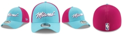 New Era Miami Heat City Series 39THIRTY Cap