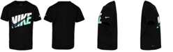 Nike Little Boys Dri-FIT Logo-Print T-Shirt