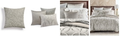 """Hotel Collection Primativa 16""""X16"""" Decorative Pillow, Created for Macy's"""