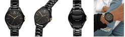 MVMT Women's Coronada Black Stainless Steel Bracelet Watch 36mm