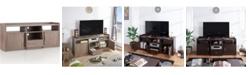 "Furniture of America Luis Modern 63"" TV Stand"