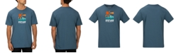 Hurley Men's Surfing Time Graphic T-Shirt
