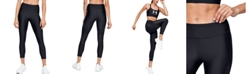 Under Armour Women's Shine HeatGear® Perforated Ankle Leggings