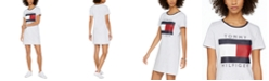 Tommy Hilfiger Crewneck Flag Dress