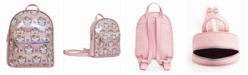 OMG! Accessories Toddler, Little and Big Kids Princess Bella Kitty Printed Mini Backpack