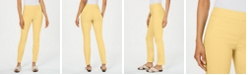 Charter Club Petite Cambridge Pull-On Pants, Created for Macy's