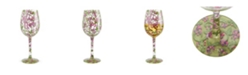 Enesco LOLITA Wine Not Wine Glass