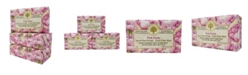 Wavertree & London Pink Peony Soap with Pack of 3, Each 7 oz