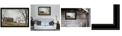 Trendy Decor 4U Trendy Decor 4u Sunday Service by Billy Jacobs, Ready to Hang Framed Print Collection