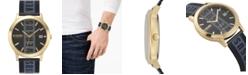 Versus by Versace Men's Barbès Black Stainless Steel Mesh Bracelet Watch 44mm