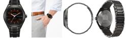 Citizen Citizen Eco-Drive Men's Star Wars Bespin Black Stainless Steel Bracelet Watch 42mm
