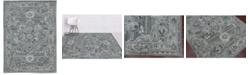 "Amer Rugs Vestige VES-7 Gray 3'6"" x 5'6"" Area Rug"