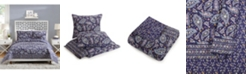 Vera Bradley French Paisley Quilted Bedding