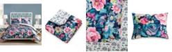 Jessica Simpson Vera Bradley Garden Grove King Comforter Set - 3Pc