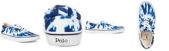 Polo Ralph Lauren Men's Thorton Canvas Low-Top Sneaker