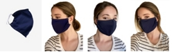 Cupid 3-Pack All Day Comfort Unisex One Size Face Mask