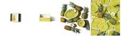 Coton Colors Pineapple Square Trinket Bowl