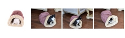 Armarkat Soft Cave Dog and Cat Bed