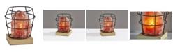 Adesso Faith Himalayan Salt Table Lamp