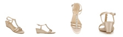 Jewel Badgley Mischka Farah Evening Women's Sandals